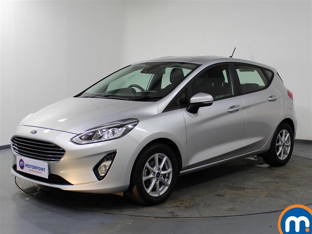 Ford Fiesta Zetec - Stock Number 1071826 Passenger side front corner
