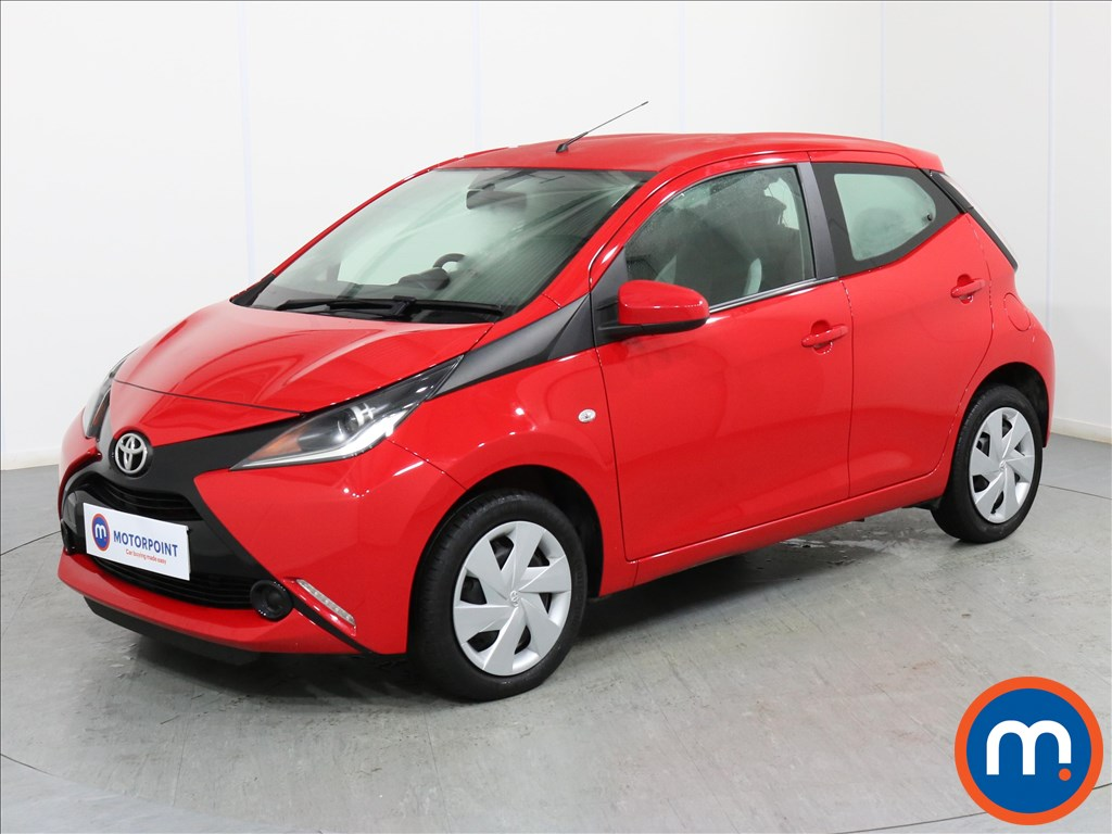 Toyota Aygo X-Play - Stock Number 1071818 Passenger side front corner