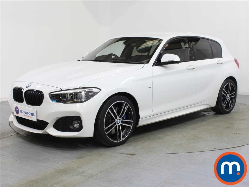 BMW 1 Series M Sport Shadow Edition - Stock Number 1071227 Passenger side front corner