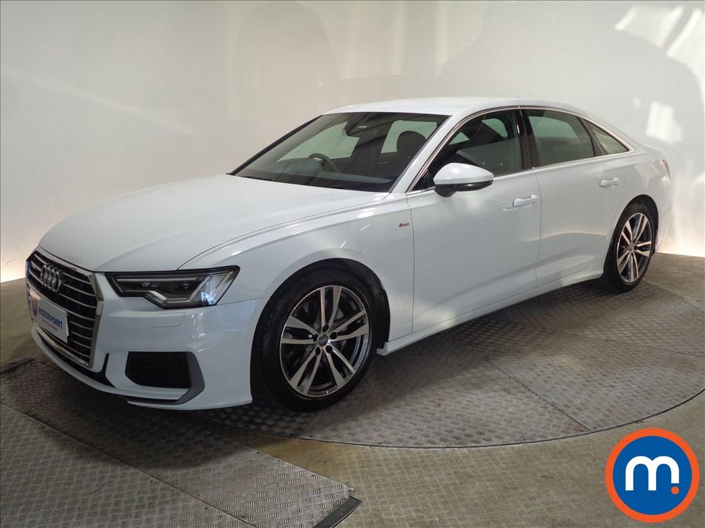 Audi A6 S Line - Stock Number 1069989 Passenger side front corner