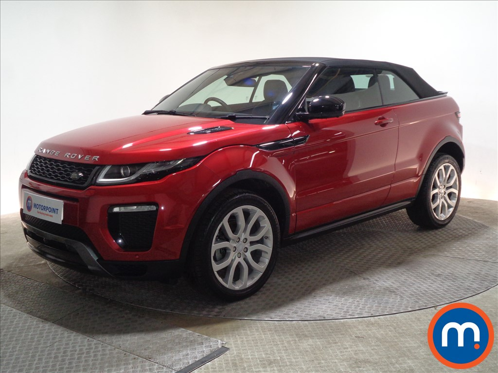 Land Rover Range Rover Evoque HSE Dynamic Lux - Stock Number 1071283 Passenger side front corner