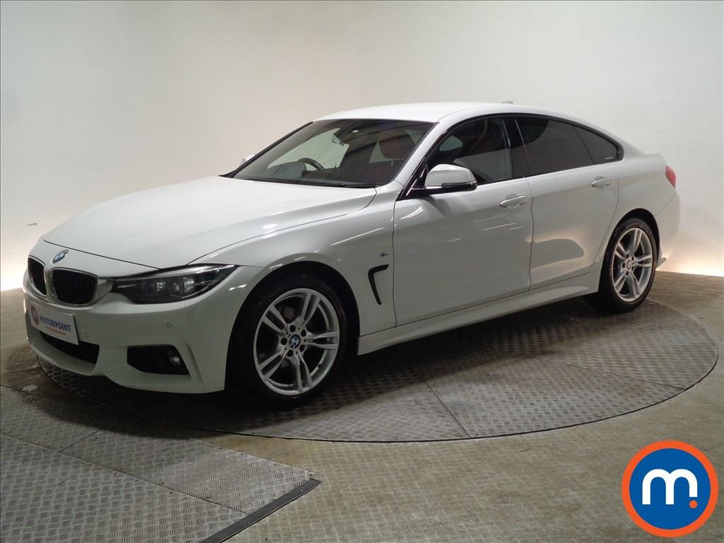 BMW 4 Series M Sport - Stock Number 1072279 Passenger side front corner