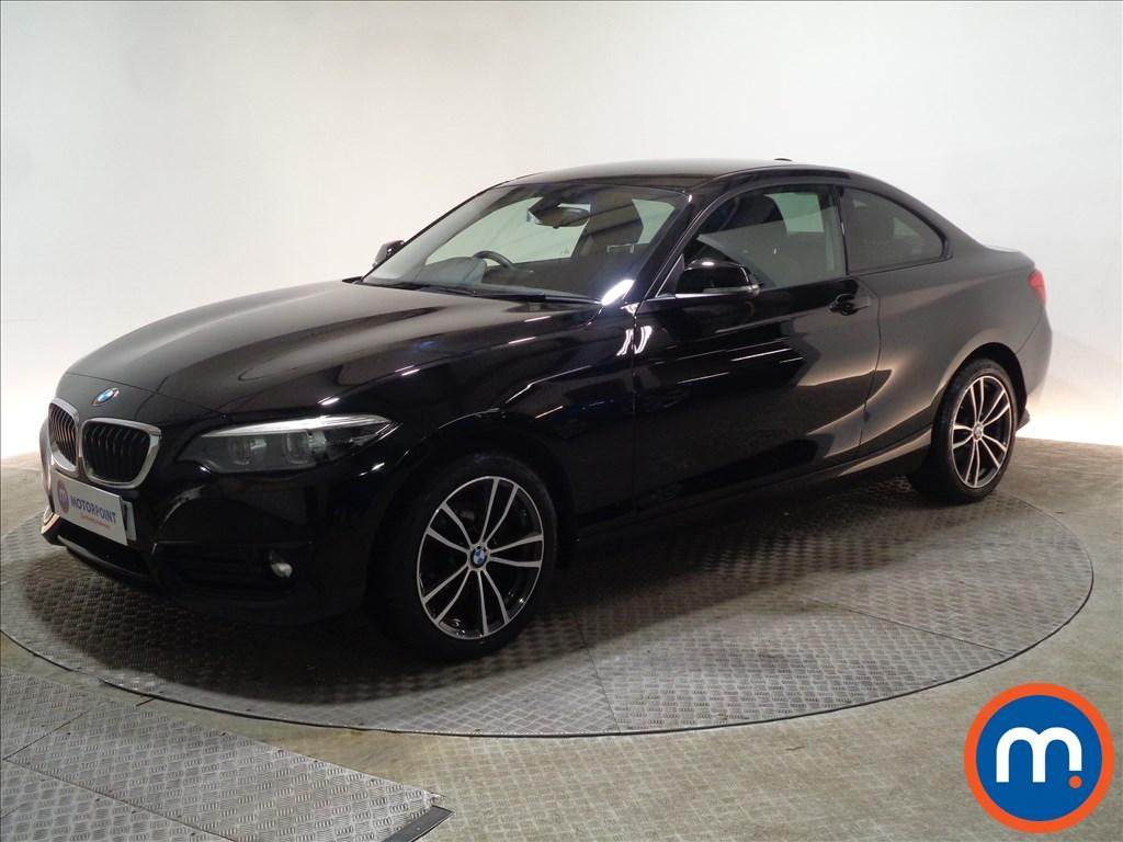BMW 2 Series Sport - Stock Number 1068491 Passenger side front corner