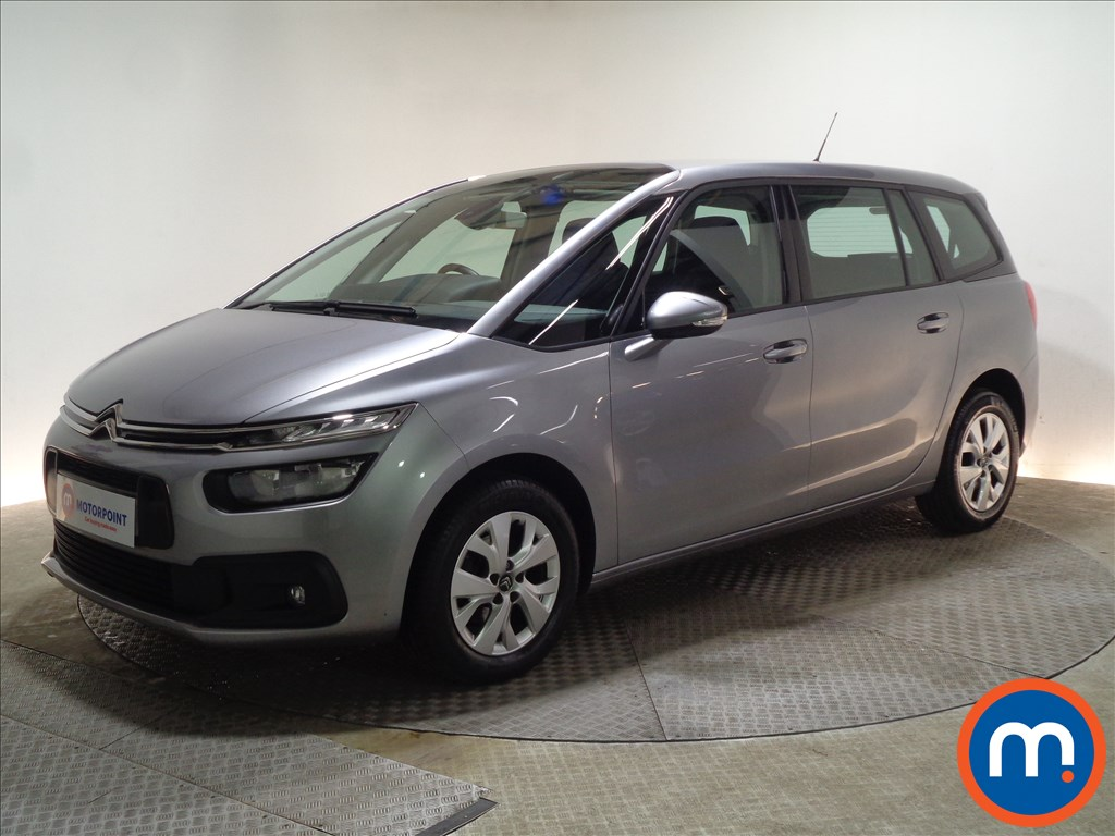 Citroen Grand C4 Picasso Touch Edition - Stock Number 1071030 Passenger side front corner