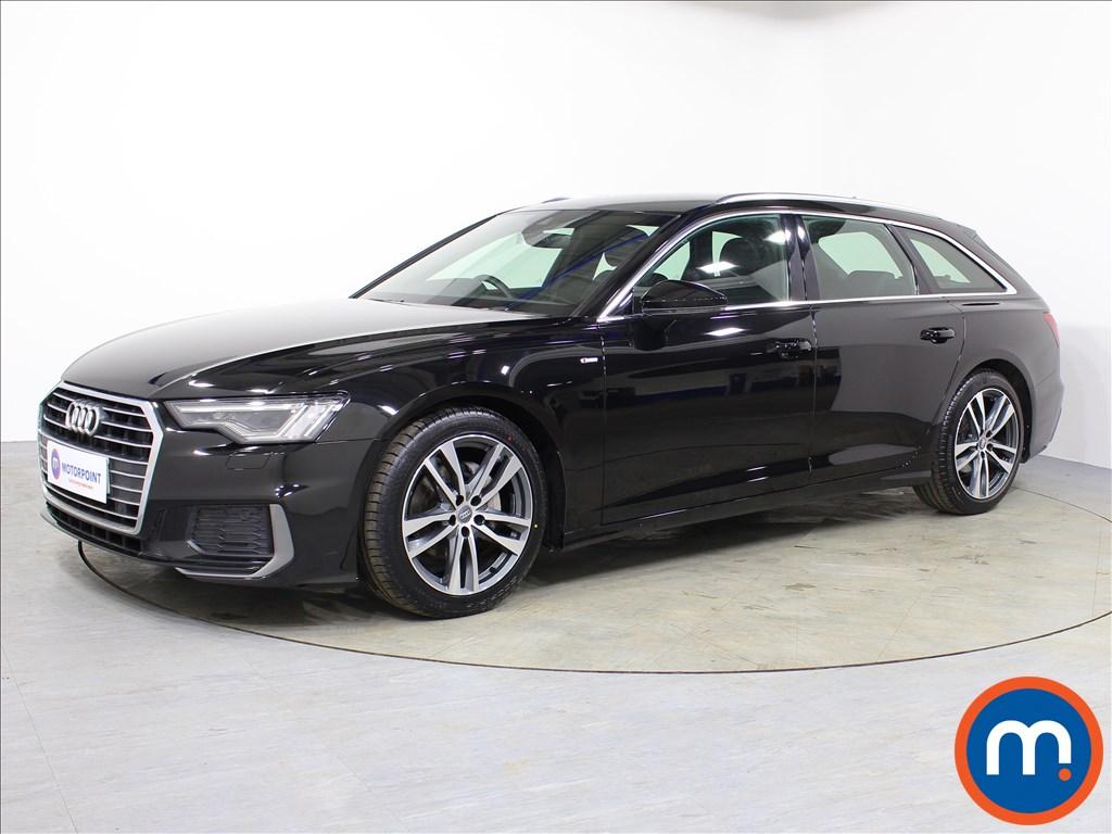 Audi A6 S Line - Stock Number 1067778 Passenger side front corner