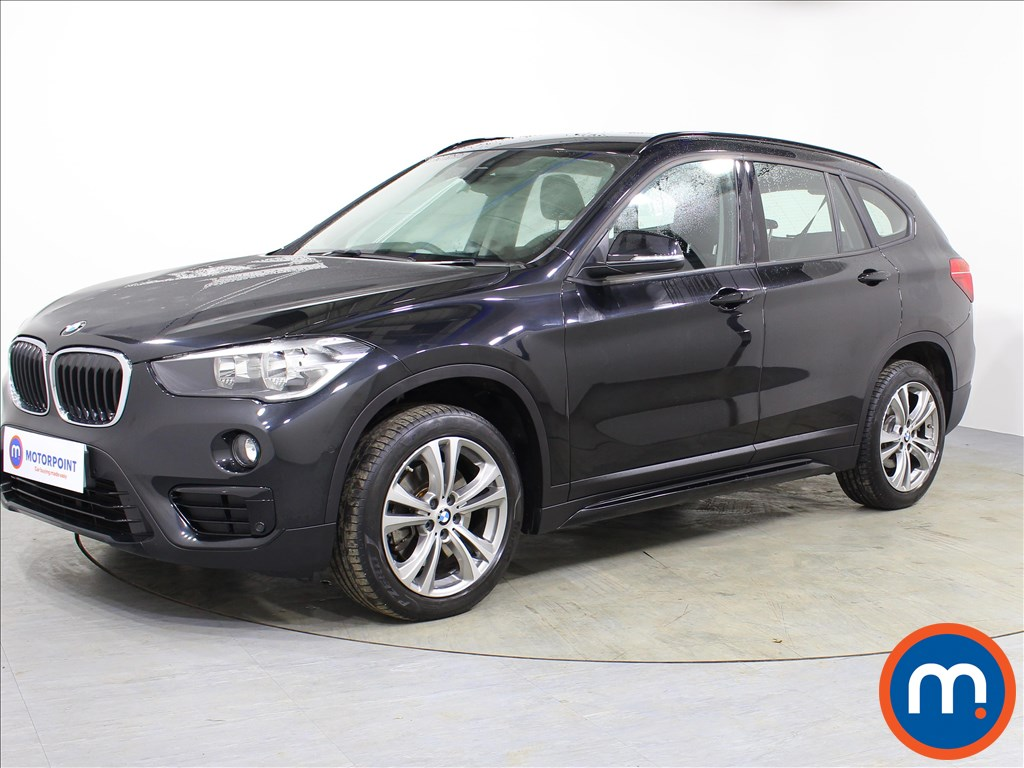 BMW X1 Sport - Stock Number 1071644 Passenger side front corner