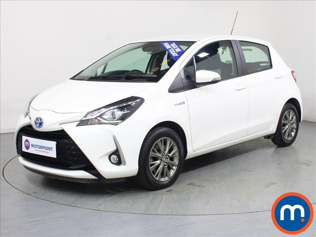 Toyota Yaris Icon - Stock Number 1067589 Passenger side front corner