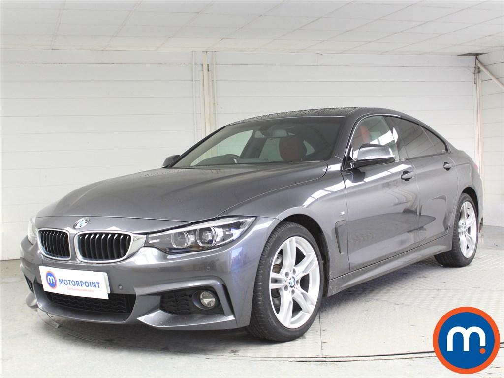 BMW 4 Series M Sport - Stock Number 1072603 Passenger side front corner