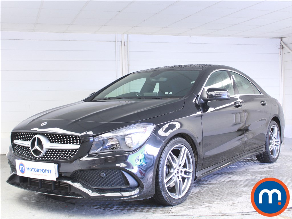 Mercedes-Benz Cla Class AMG Line Edition - Stock Number 1071626 Passenger side front corner