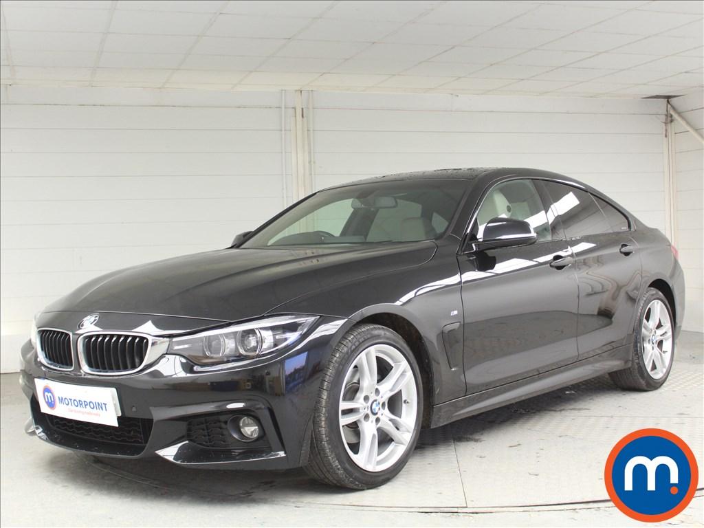 BMW 4 Series M Sport - Stock Number 1072604 Passenger side front corner