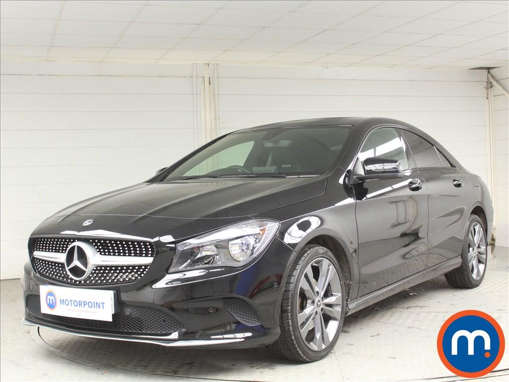 Mercedes-Benz Cla Class Sport - Stock Number 1071807 Passenger side front corner