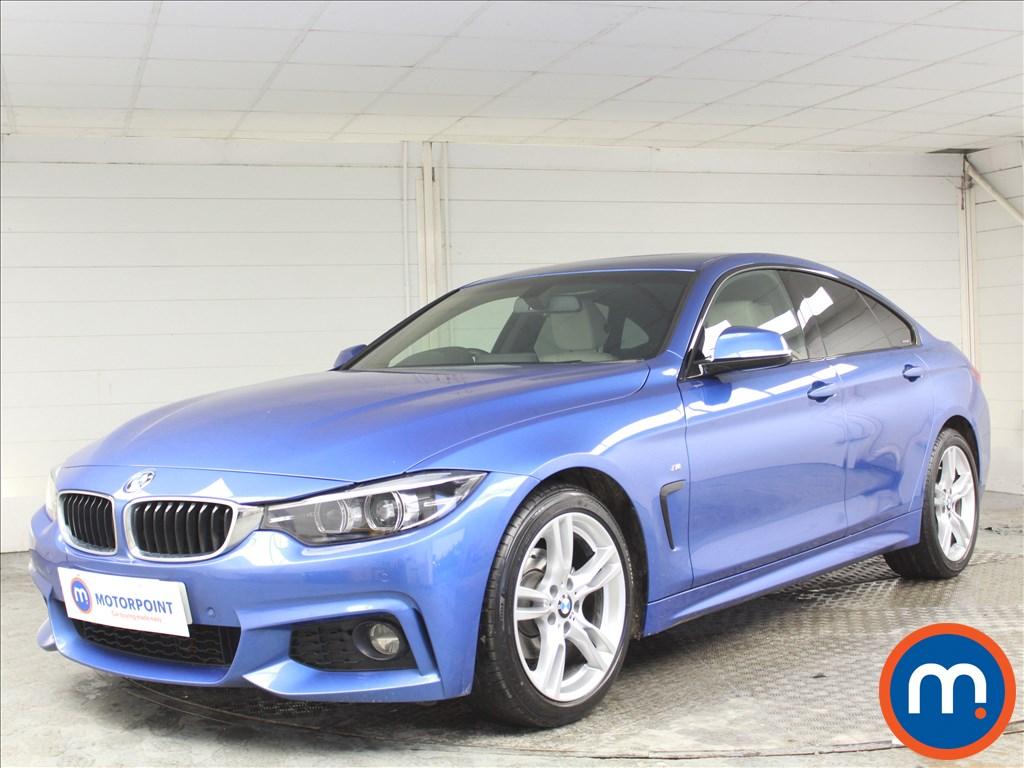 BMW 4 Series M Sport - Stock Number 1072285 Passenger side front corner