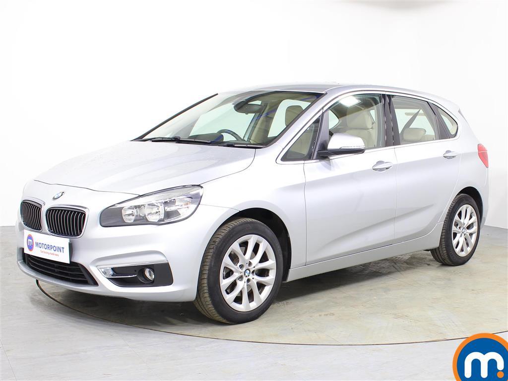 BMW 2 Series Luxury - Stock Number 1065792 Passenger side front corner