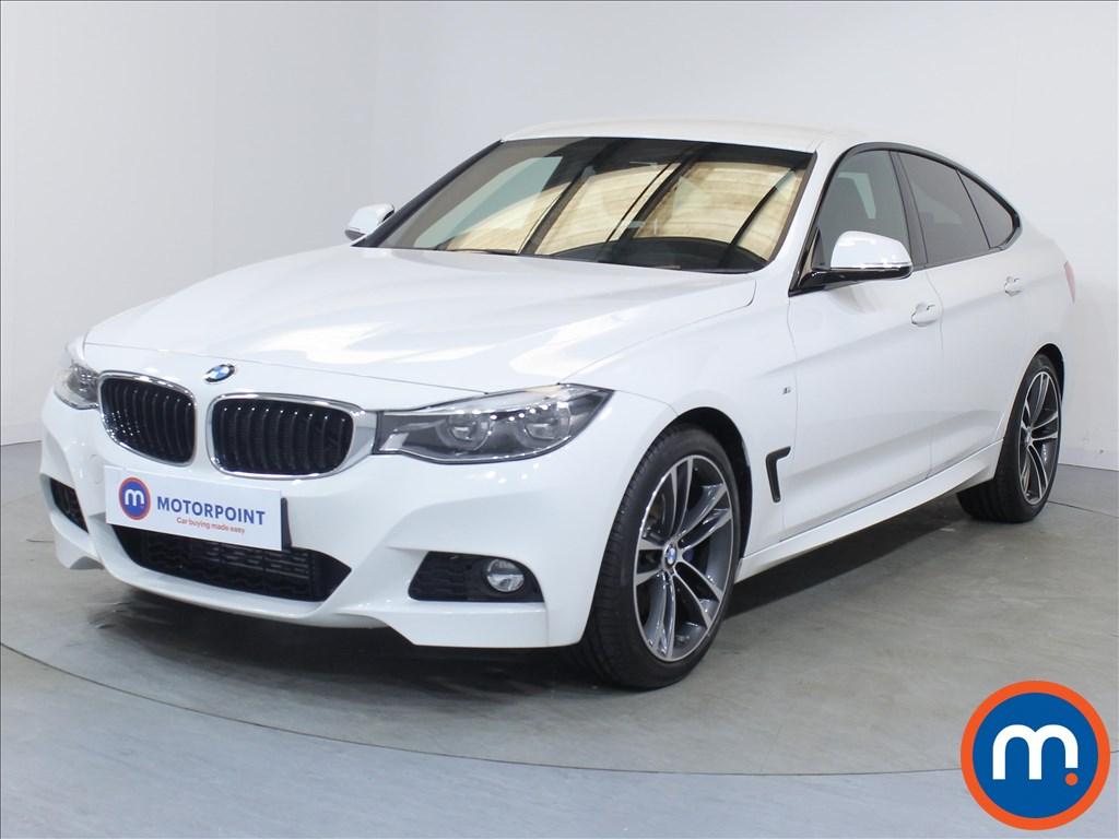 BMW 3 Series M Sport - Stock Number 1065274 Passenger side front corner