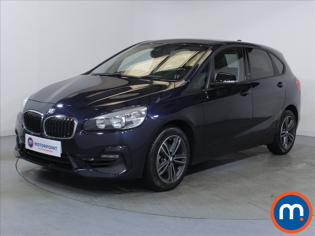 BMW 2 Series Sport - Stock Number 1068820 Passenger side front corner