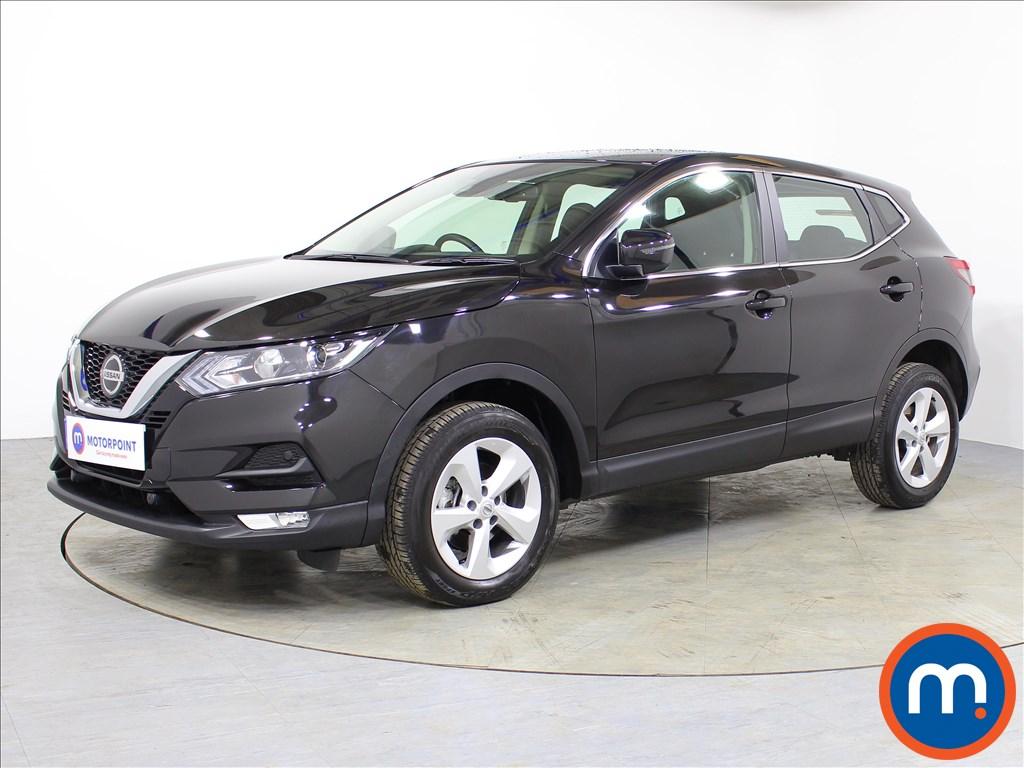 Nissan Qashqai Acenta Premium - Stock Number 1071839 Passenger side front corner