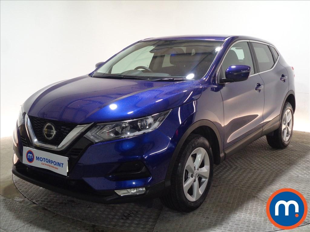 Nissan Qashqai Acenta Premium - Stock Number 1071856 Passenger side front corner