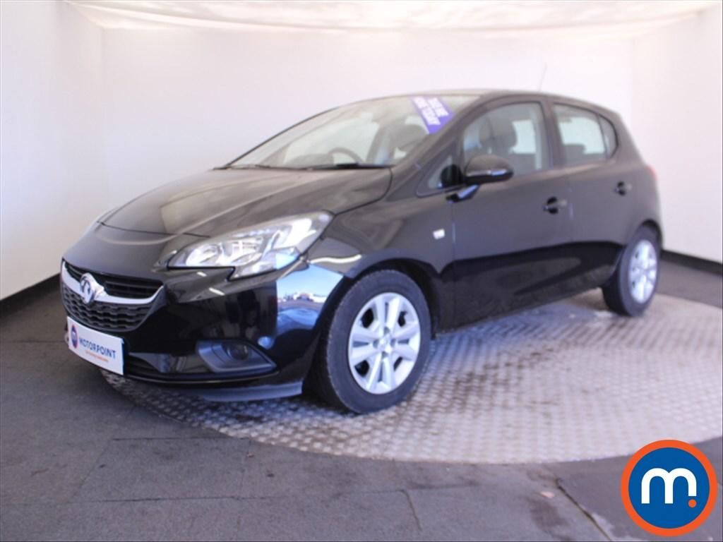 Vauxhall Corsa Design - Stock Number 1071914 Passenger side front corner