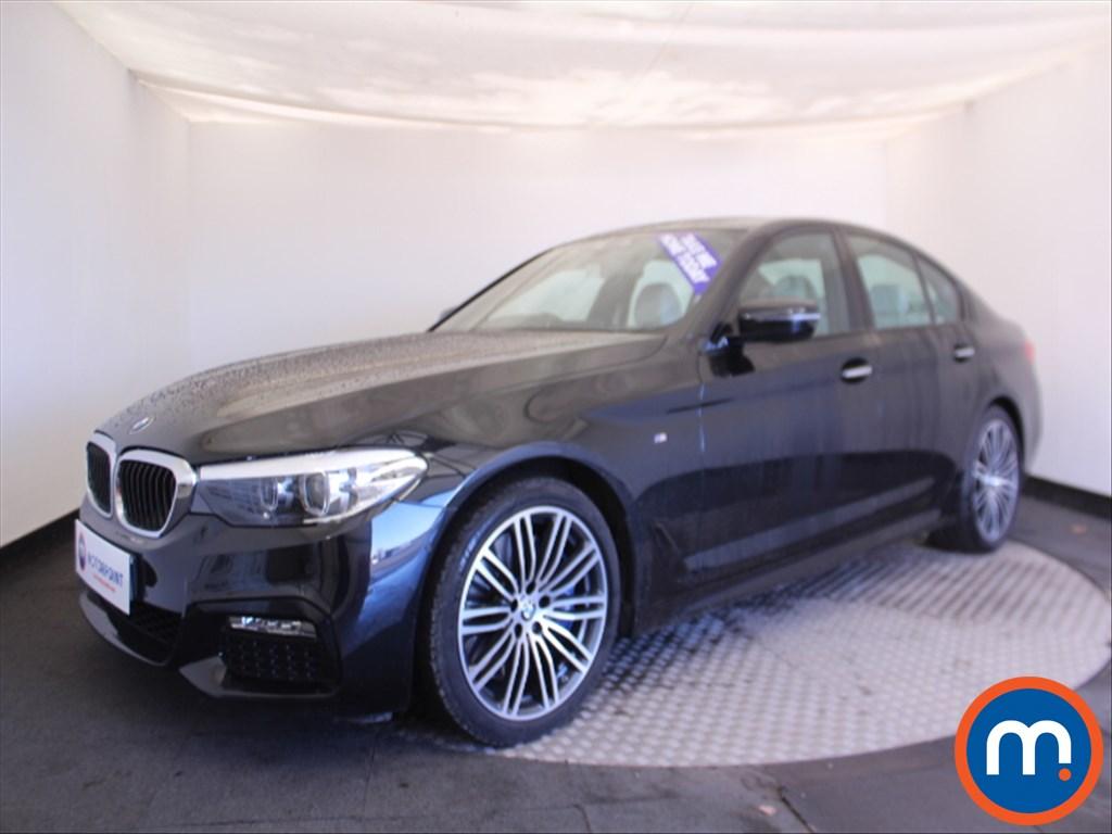 BMW 5 Series M Sport - Stock Number 1071589 Passenger side front corner