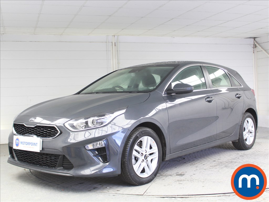 KIA Ceed 2 - Stock Number 1069131 Passenger side front corner