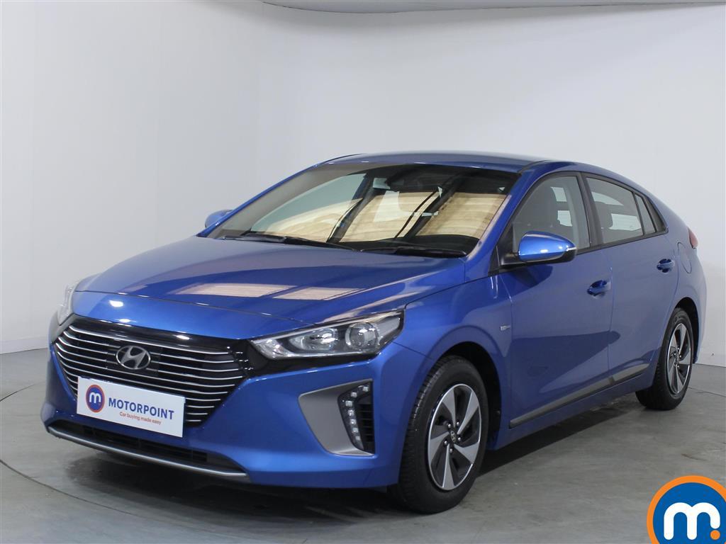 Hyundai Ioniq SE - Stock Number 1067461 Passenger side front corner