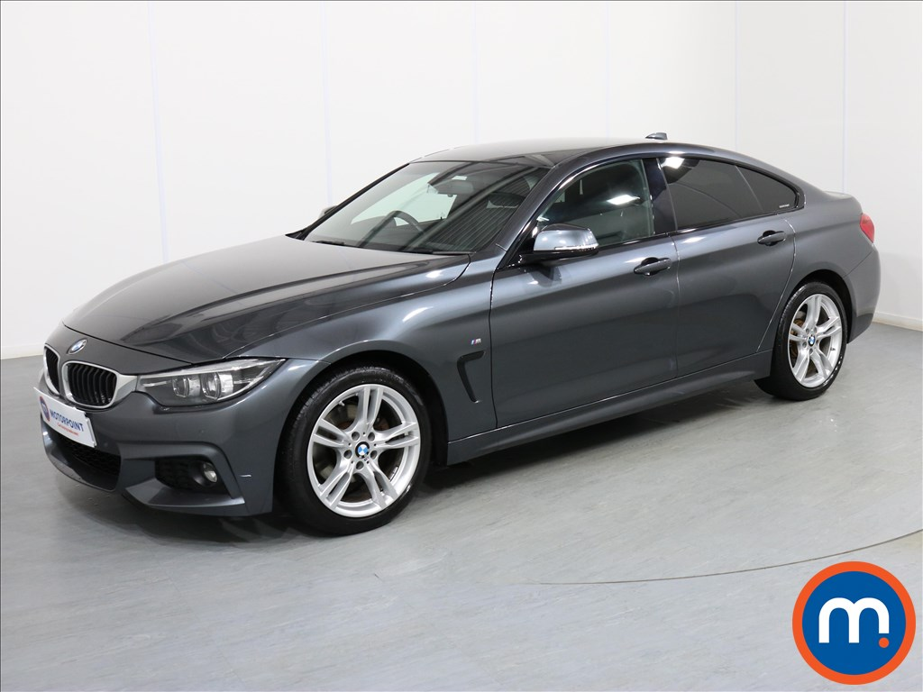 BMW 4 Series M Sport - Stock Number 1072047 Passenger side front corner