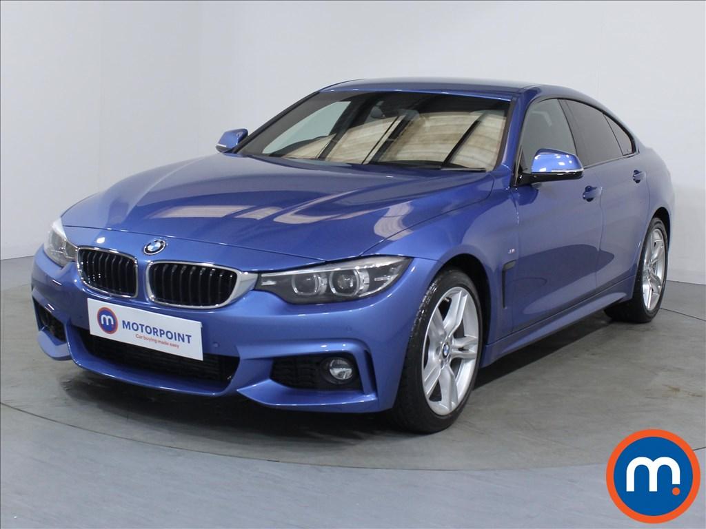 BMW 4 Series M Sport - Stock Number 1072027 Passenger side front corner