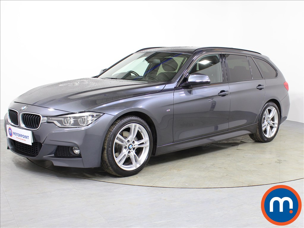 BMW 3 Series M Sport - Stock Number 1069801 Passenger side front corner