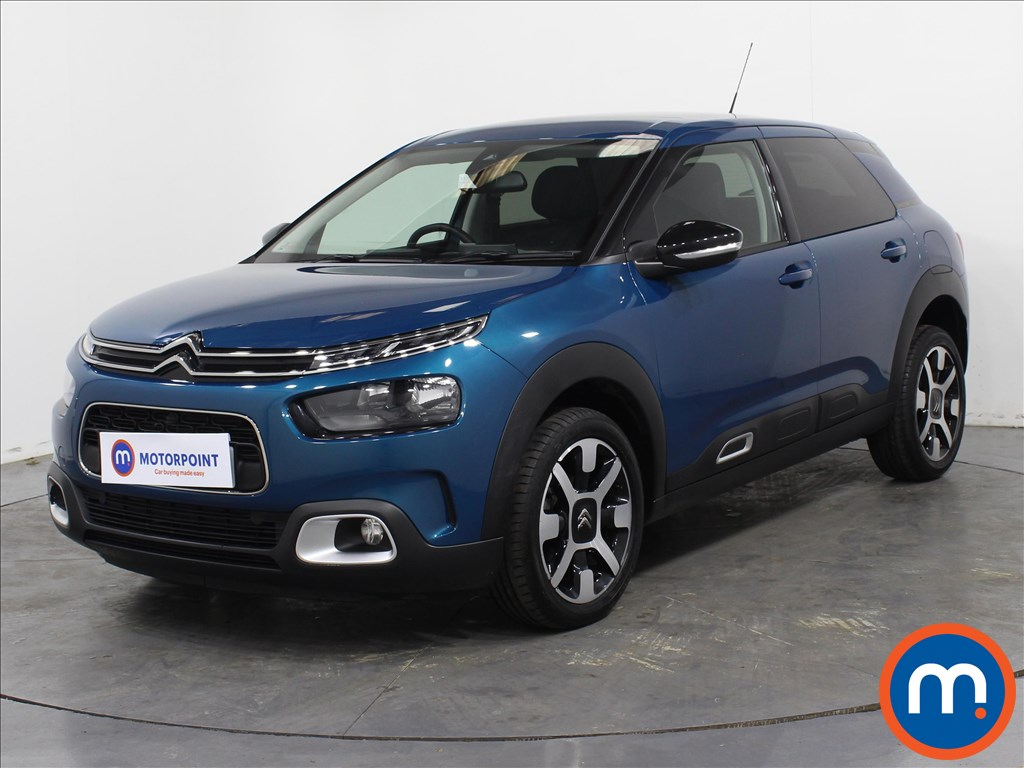 Citroen C4 Cactus Flair - Stock Number 1072075 Passenger side front corner