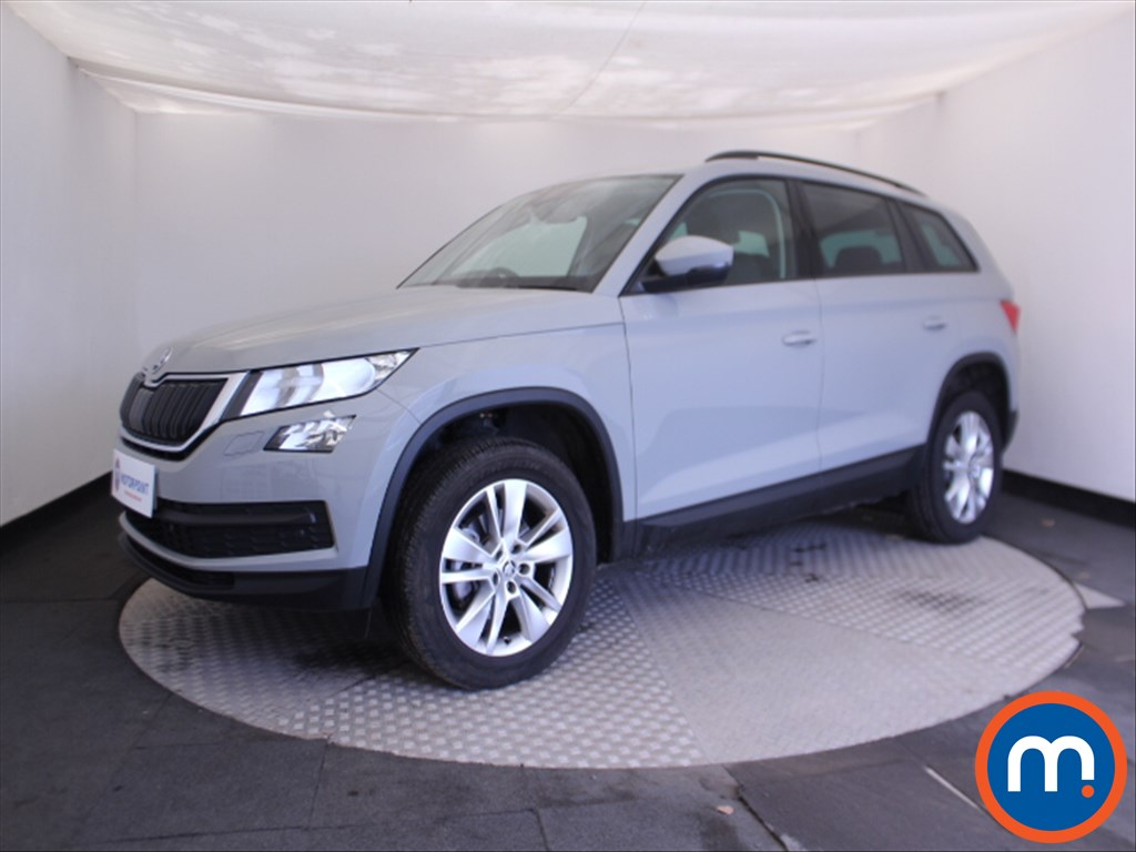 Skoda Kodiaq SE Technology - Stock Number 1071446 Passenger side front corner