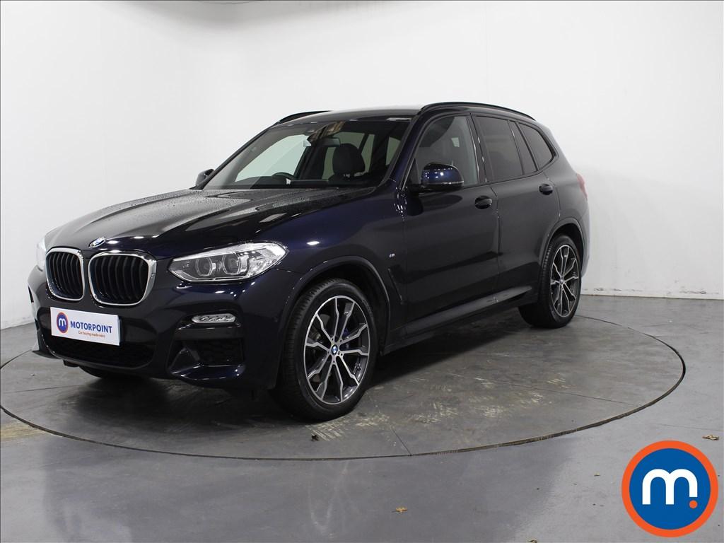 BMW X3 M Sport - Stock Number 1063751 Passenger side front corner
