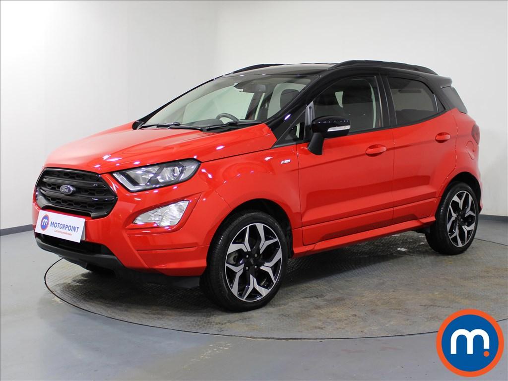 Ford Ecosport ST-Line - Stock Number 1071688 Passenger side front corner