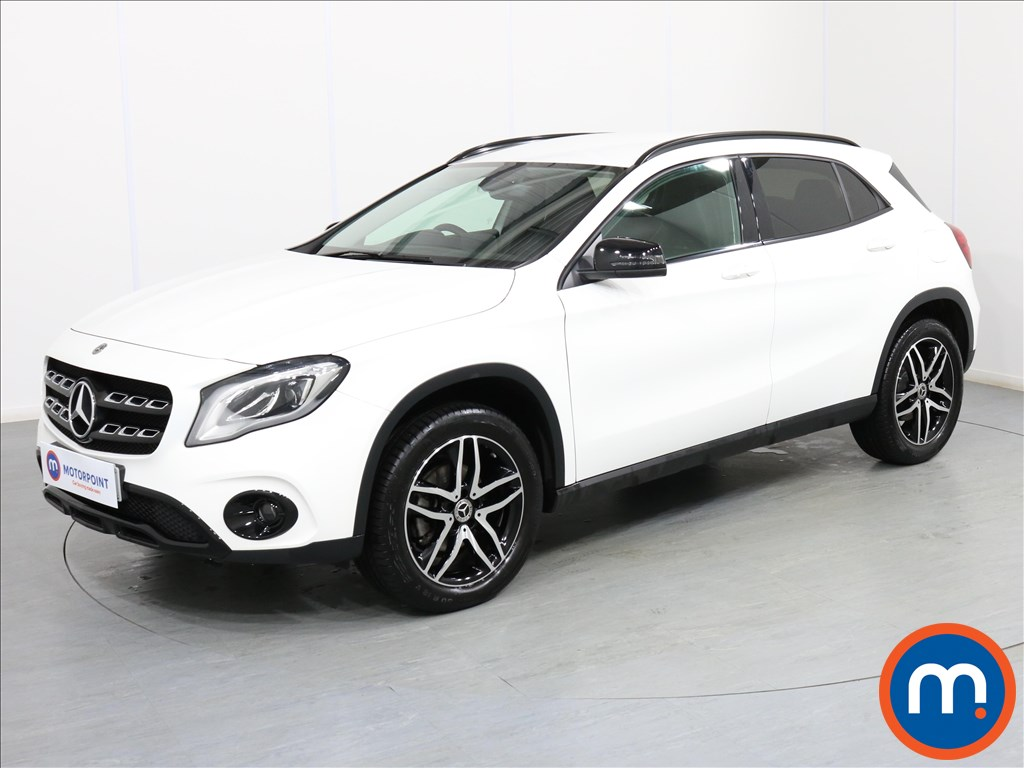 Mercedes-Benz Gla Class Urban Edition - Stock Number 1072854 Passenger side front corner