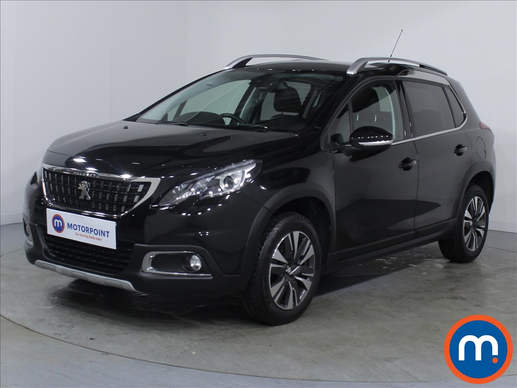 Peugeot 2008 Allure - Stock Number 1066278 Passenger side front corner