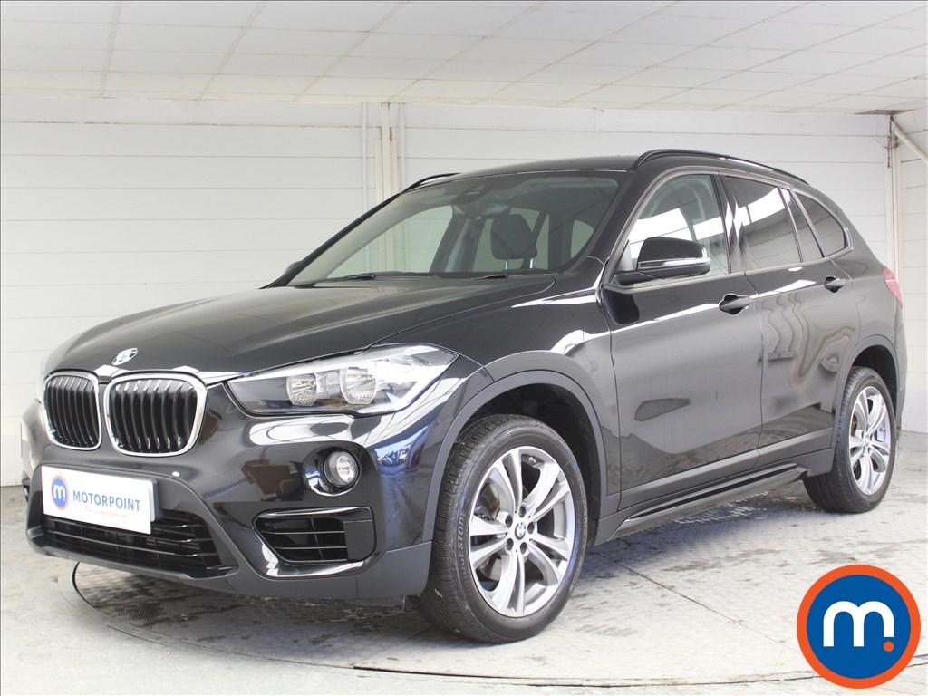 BMW X1 Sport - Stock Number 1073420 Passenger side front corner