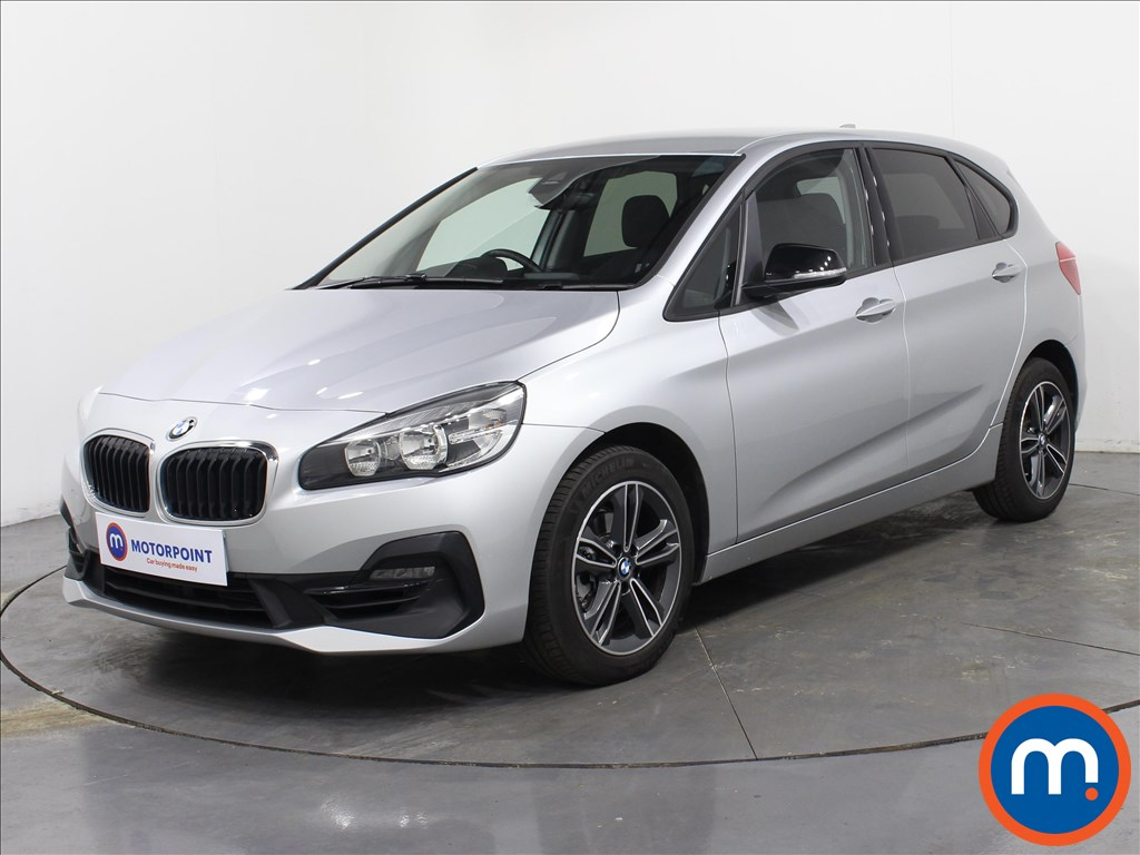 BMW 2 Series Sport - Stock Number 1068837 Passenger side front corner