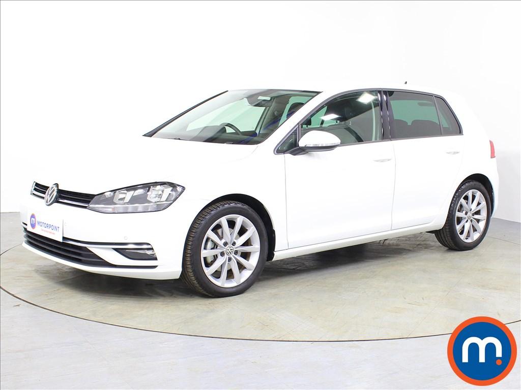 Volkswagen Golf GT - Stock Number 1071015 Passenger side front corner