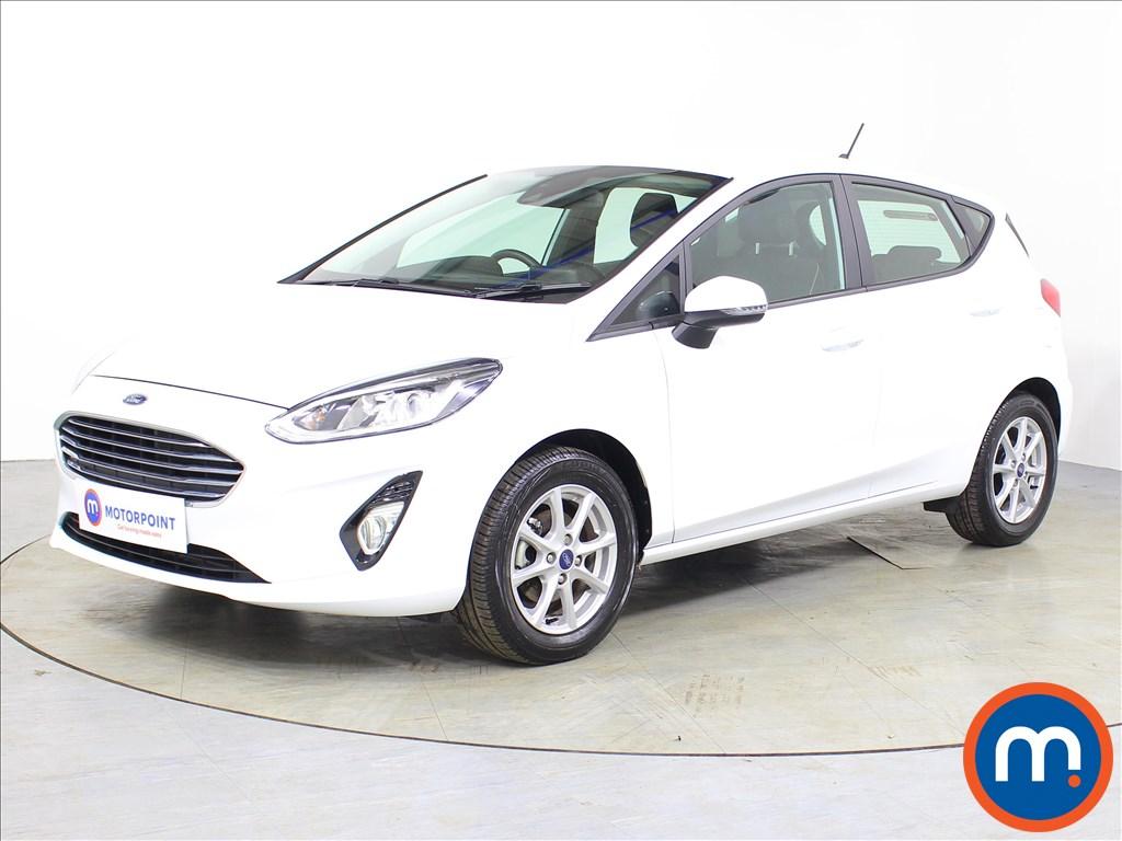 Ford Fiesta Zetec - Stock Number 1072640 Passenger side front corner