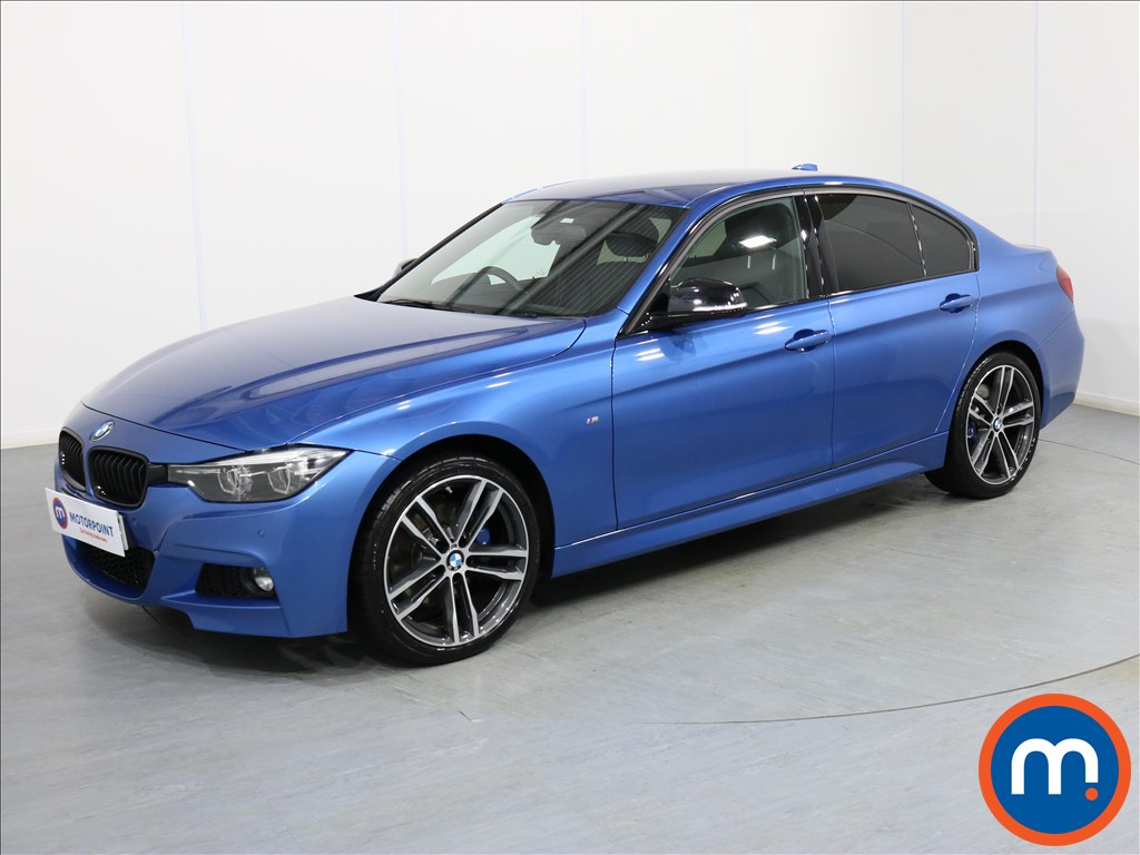 BMW 3 Series M Sport Shadow Edition - Stock Number 1072018 Passenger side front corner