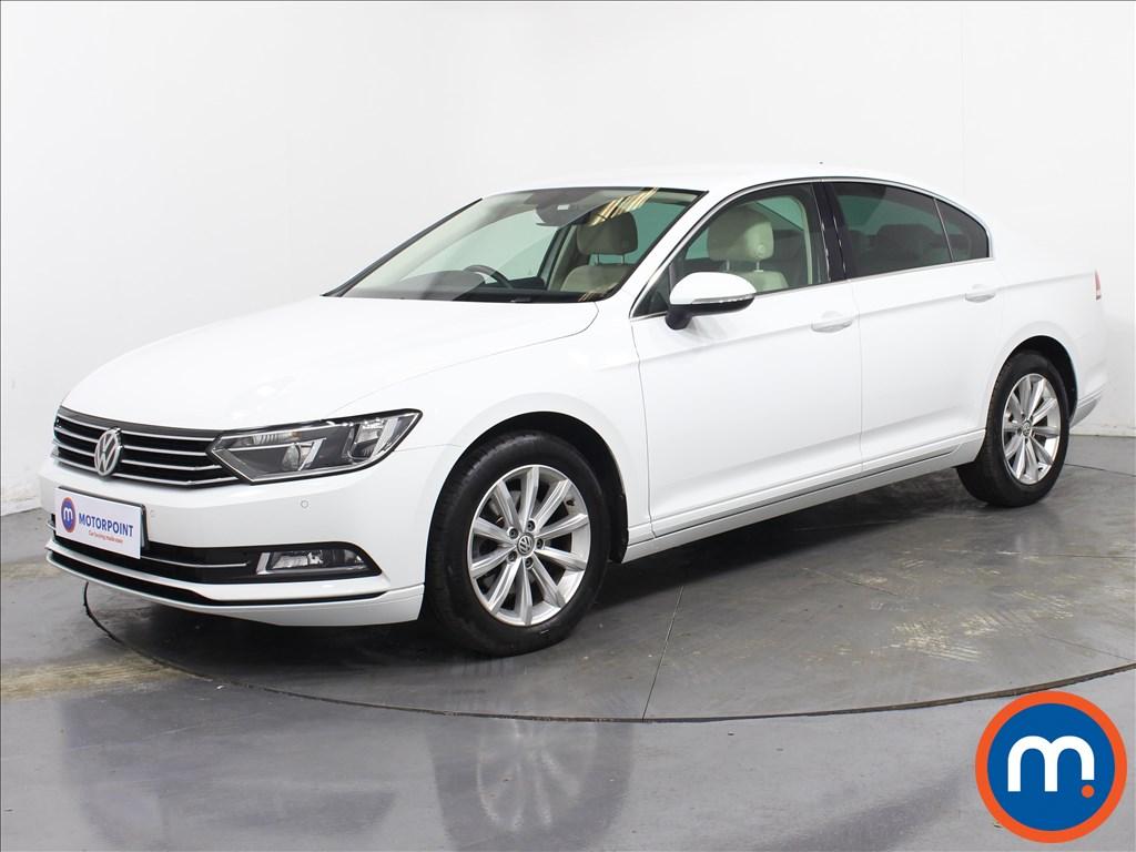 Volkswagen Passat SE Business - Stock Number 1069659 Passenger side front corner
