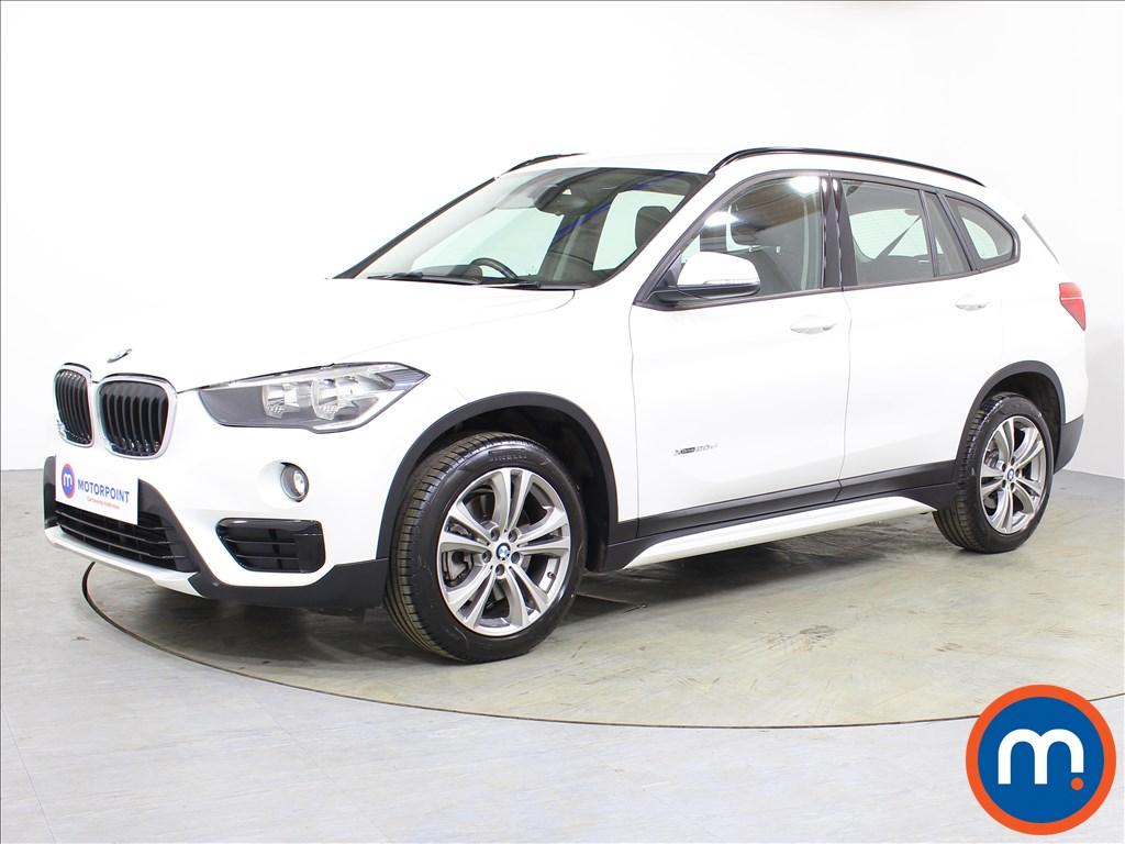 BMW X1 Sport - Stock Number 1066077 Passenger side front corner