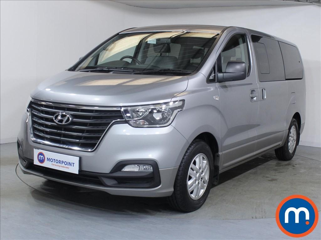 Hyundai I800 SE Nav - Stock Number 1070698 Passenger side front corner