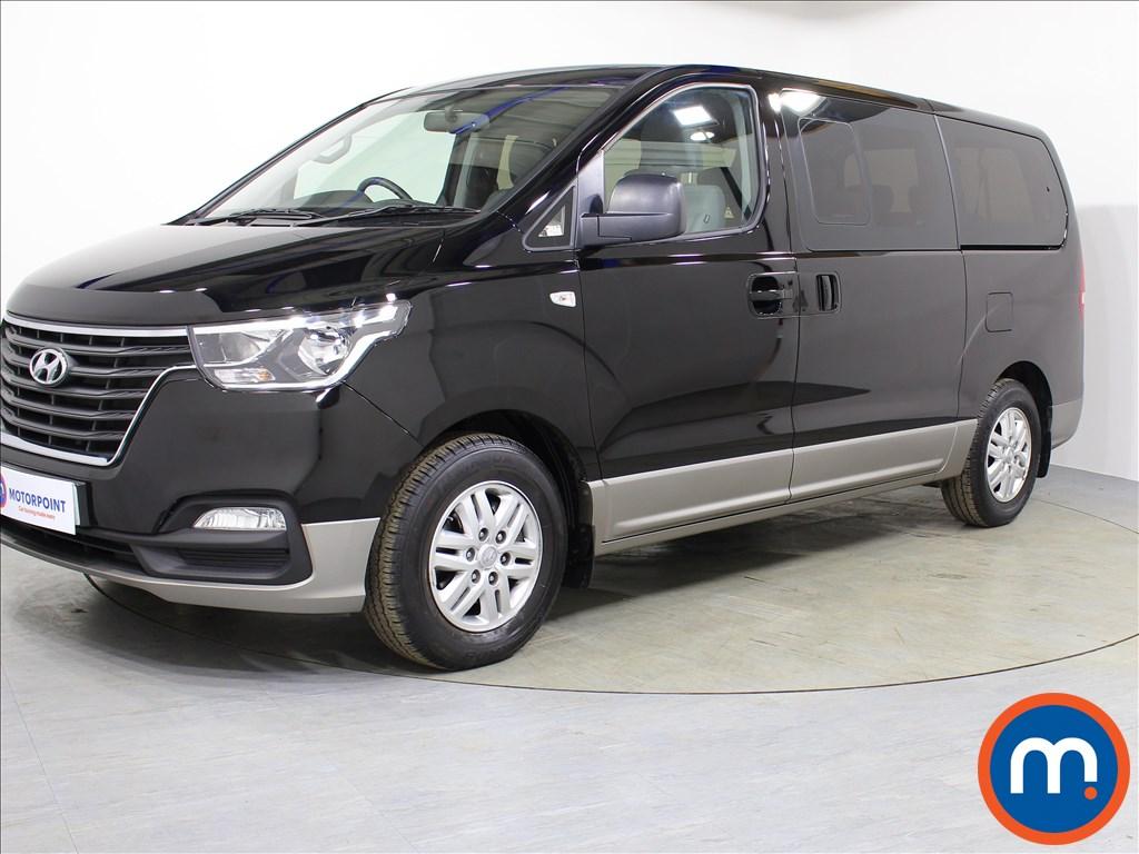 Hyundai I800 SE Nav - Stock Number 1070761 Passenger side front corner