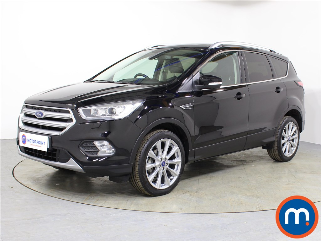 Ford Kuga Titanium X Edition - Stock Number 1067499 Passenger side front corner