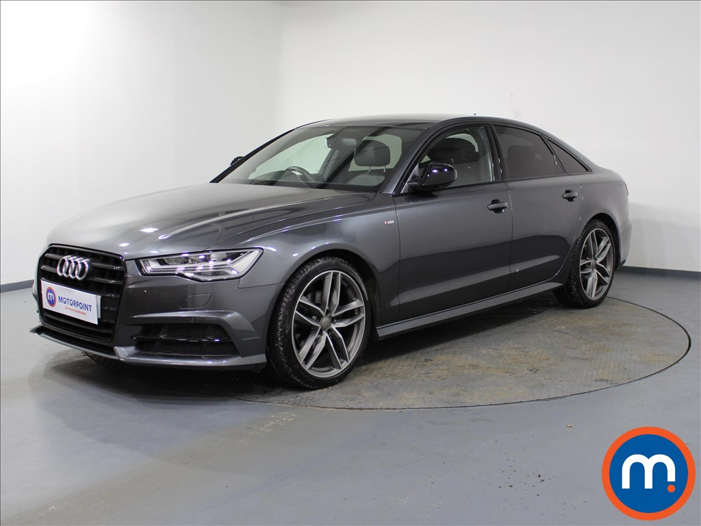 Audi A6 Black Edition - Stock Number 1071221 Passenger side front corner