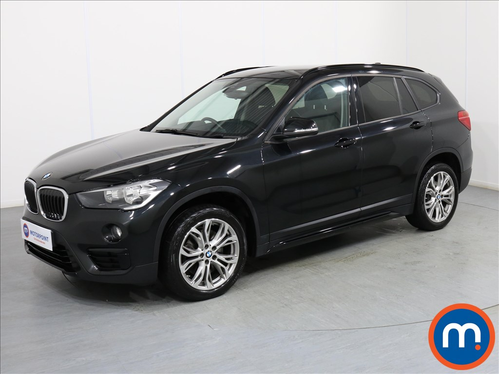 BMW X1 Sport - Stock Number 1072939 Passenger side front corner