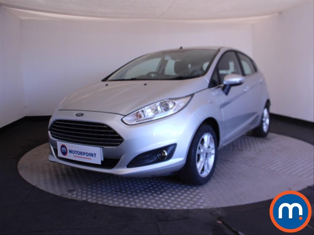 Ford Fiesta Zetec - Stock Number 1071813 Passenger side front corner