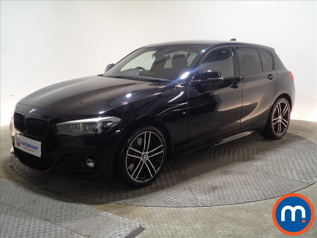 BMW 1 Series M Sport Shadow Edition - Stock Number 1071245 Passenger side front corner