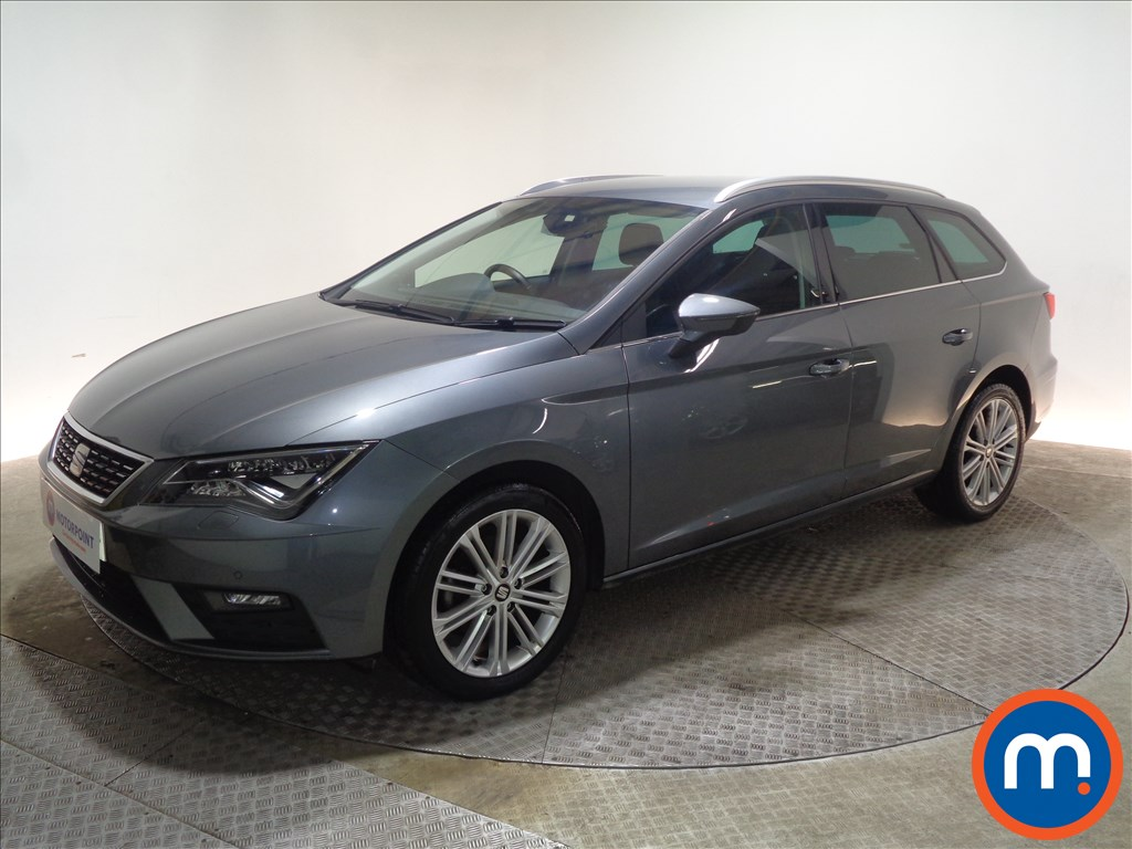 Seat Leon Xcellence Technology - Stock Number 1072944 Passenger side front corner