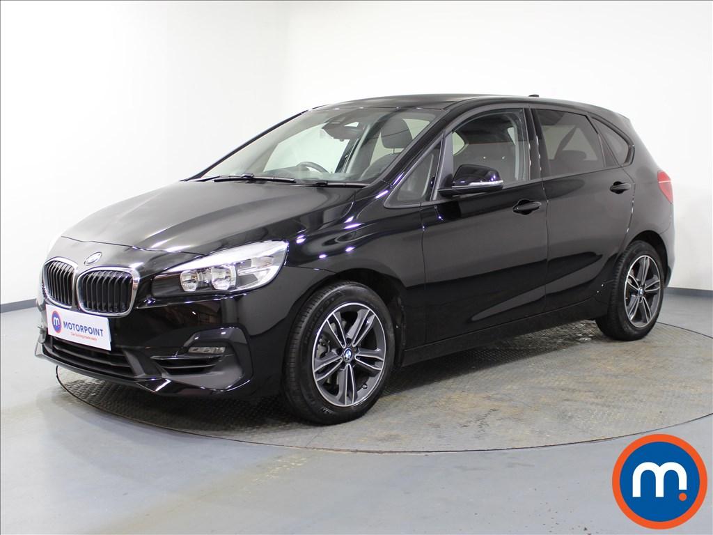 BMW 2 Series Sport - Stock Number 1068827 Passenger side front corner